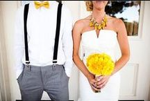 A Yellow Wedding