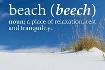 Beach Therapy / by Kari-Anne Lebel