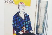 Fresh Art / Graffiti, Dance, Ink, Paint, Music...