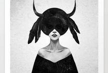 Illustration / Art / by MALBABE.