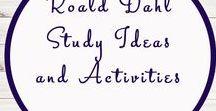 Roald Dahl Book Related Activities / Study Ideas   Activities   Homeschooling   Educational   Roald Dahl   Printables   Learning   Unit Studies   Crafts   Books   Novel Study