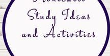 Montessori Activities and Learning Ideas / Study Ideas   Activities   Homeschooling   Educational   Montessori    Printables   Learning   Unit Studies   Crafts   School   Home School