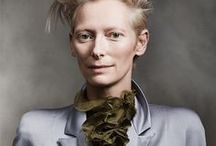 Tilda Swinton / The coolest person in the world ...