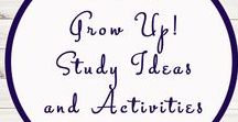 When I Grow Up! Themed Activities and Ideas / Study Ideas   Activities   Homeschooling   Educational   When I Grow Up    Printables   Learning   Unit Studies   Crafts   Growing Up