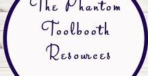 The Phantom Tollbooth Ideas and Activities / Study Ideas | Activities | Homeschooling | Educational | The Phantom Tollbooth  | Printables | Learning | Unit Studies | Crafts | Novel Study | Reading | Language Arts | Literacy