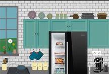#SpringPins - Kitchen