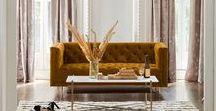 We love beautiful furniture / lovely decor :)