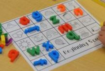 Phonics / Phonics games and activities for primary grades.