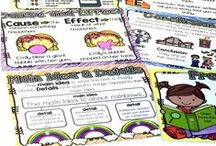 Saddle Up For 2nd Grade TPT Resources / Curriculum resources created by Saddle Up For 2nd Grade. Products include math and literacy stations, math units designed to supplement your curriculum, Journeys supplements, grammar units, task cards and more.