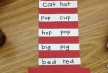 All Things Seuss / This board is full of ideas, activities and crafts dedicated to one of the greatest children's authors of all time, Dr. Seuss. These tips and tricks are perfect for Read Across America week.