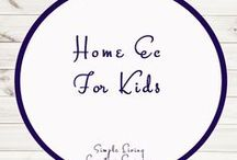 Home Ec for Kids / Home Ec   Cooking   Life Skills   Cleaning   Baking   Kitchen