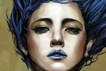 Art Drawings Etc / by Josie Donald