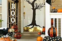 holidays-Halloween / by Mindy Dolack