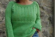 Knits-Tops & sweaters (Women) / by Susana Machado