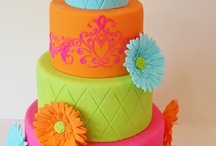 Kids Birthday Cakes New Jersey - Sweet Grace, Cake Designs / It's wonderful to celebrate your birthday with custom birthday cakes NJ. We are located in Bergen County, New Jersey NJ and our wedding cake clients are in the New Jersey NJ, New York NY, New York City NYC, Brooklyn, NY, Queens NY, Staten Island NY, Rockland County NY and Orange County NY. Contact us to by email — designer@sweetgrace.net — or phone — 917-533-7425 — to create a cake for your special event! Check out our designs at www.sweetgrace.net. / by Sweet Grace, Cake Designs