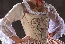 Costumes (1700-1800) / by Irina Vinnik