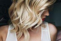 Hair Ideas / by Maddie Blackburn