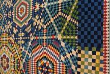 Quilts / Art that you can cuddle with  / by Saint Mercy