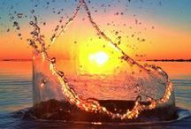 Water in motion  / The beauty of H2O  / by Saint Mercy