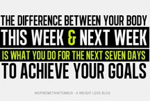 Motivation (Fitness) / by Beckie Clark