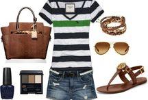 Spring/Summer Fashion / by Beckie Clark