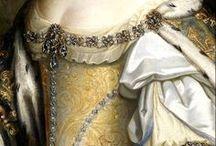 Costumes (1600-1700) / by Irina Vinnik