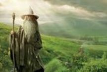 All things Tolkien / I am a hobbit living in the world of men  / by Saint Mercy