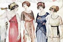 Fashion 1910's / by Irina Vinnik