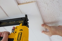 Big DIY projects for the House / by Jen Gay