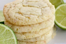 Recipes- Cookies / by Andrea Measom