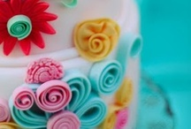Cake- Wedding Cakes / by Andrea Measom