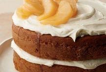 Food- Bake Me a Cake / by Elizabeth Sands