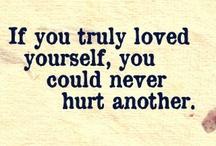Wise words / by Maddie Blackburn