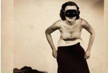 Beautiful &/or Unusual Vintage Snapshots