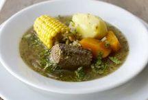 Comidas  Chilena / Chilean cuisine / by Titina