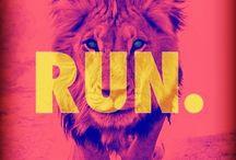 Running / by Beckie Clark