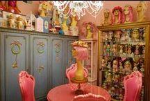 Doll Room Dreams / Inspiration for the doll room I wish I had.