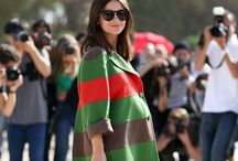 MIROSLAVA DUMA / Fashion inspiration