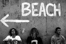 - beach life -