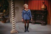 Star Trek TOS uniform reference / Research, etc., for women's Starfleet TOS uniform.