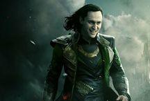 loki i Tom Hiddleston♡♡