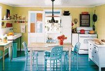 Kitchen / by Heidi @ My Beautiful Mess