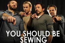 Sewing / by Jean Jones