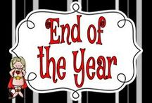 End of the Year!