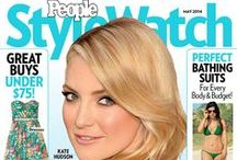 PEOPLE StyleWatch Covergirls / by People StyleWatch Magazine