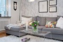 Livingroom / by Jacquie North