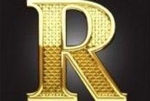 """R"" / . / by Dorothy Rues"