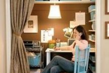 Craft Room/Office / by Jacquie North