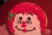 I love Raggedy Ann / by Amy