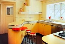 Retro Kitchen / by Lynne Burns